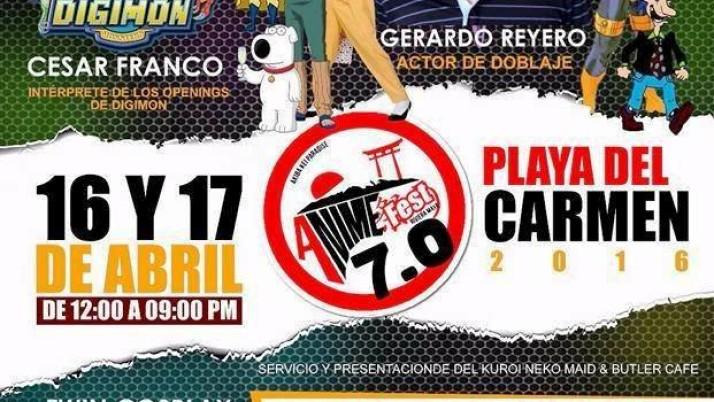 Finalistas Cancún del Sexto Nacional de Cosplay